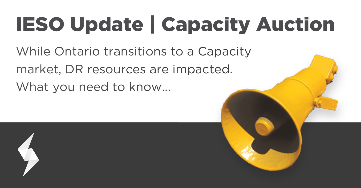 Capacity market update